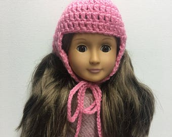 "18"" Doll Hat, American Girl Doll Hat, 18"" Doll Clothes, 18"" Doll Clothing, Doll Accessories"