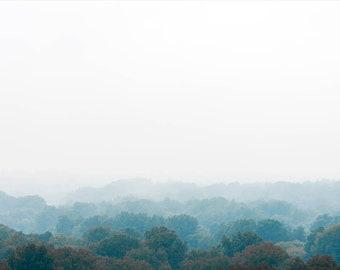 Fine Art Minimalistic Landscape Photograph!