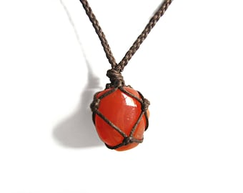 diansearrings pendant by a necklace red on chain snake carnelian gold fine pin dark