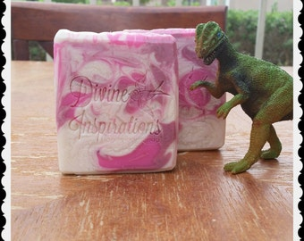 Love Potion Artisan Soap with Cocoa Butter