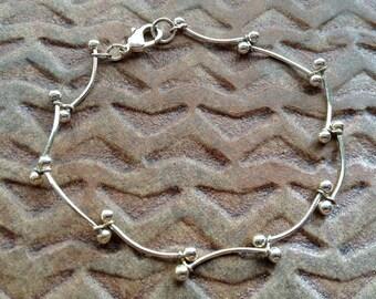 Cute Silver Bracelet