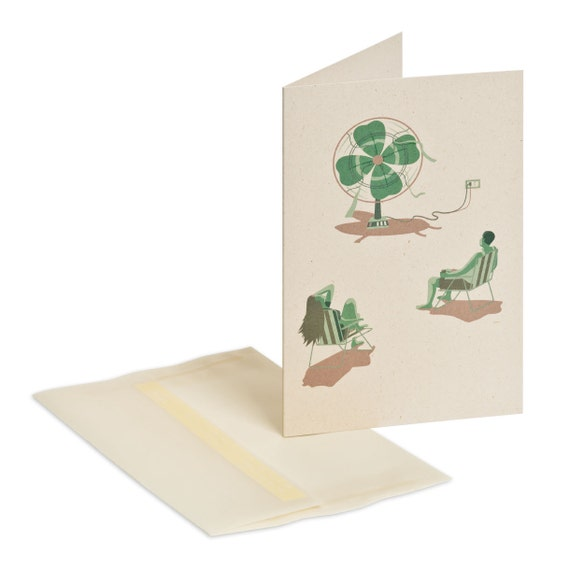 MAY LUCK BE with you. Good luck card. May luck be with you. Funny note card. For him. For her