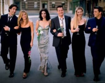 "Friends - Cast - 24x36"" Poster"