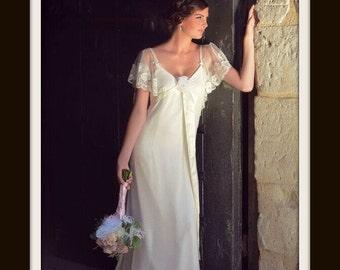 Boho Wedding Dress  'COSETTE'