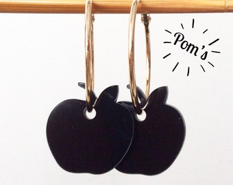 "Creole ""Pom's ' black Apple"