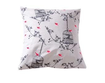 Pillow, pillow cover, 40x40cm