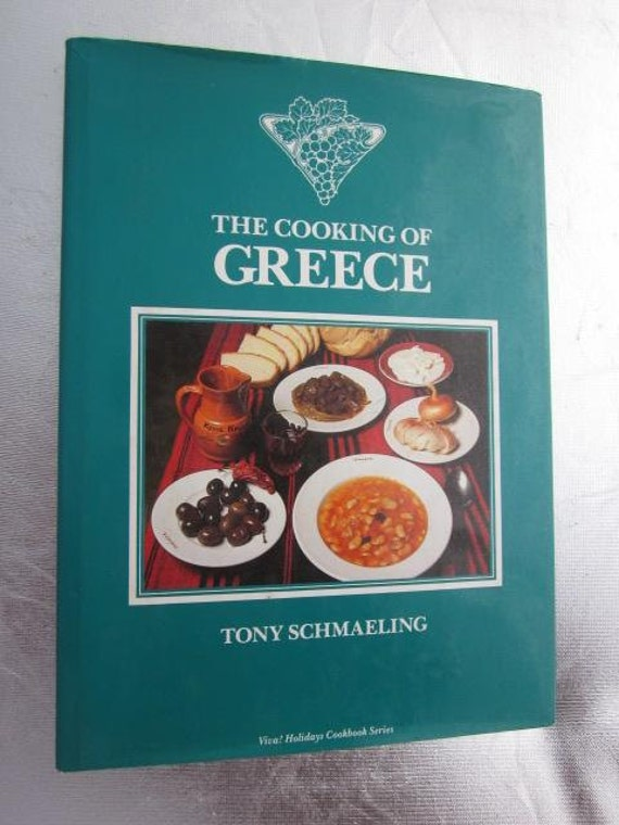 1983 the cooking of greece tony schmaeling authentic and like this item forumfinder Choice Image