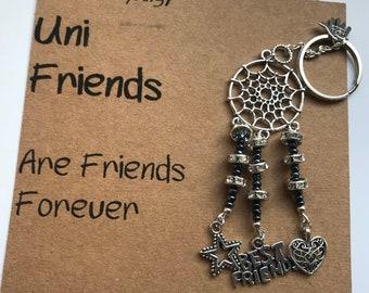Uni Friends Dreamcatcher Keyring / Bag Charm