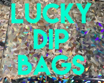 Yarnistry lucky dip bags