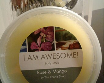 Awesome body products helps your skin stay moisturized & soft all day