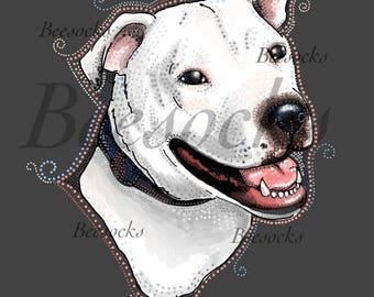 custom pet portraits - digital pet illustrations - cat portraits - printable digital JPEG file - dog or cat portrait