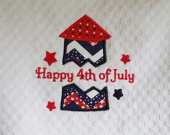 4th of July Kitchen Towel