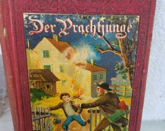 Collection of Antique German Books and Cards