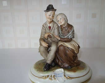 For better or worse vintage Capodimonte