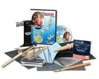 Art Clay® Silver starter set with instructional DVD Beginner Kit Complete