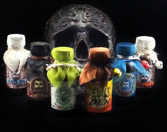 Pick 3 Grab Bag! Oils and or Balms Instigator Brand Beard Armor