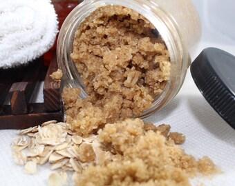 Oatmeal & Brown Sugar Facial Scrub