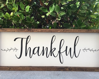 Thankful - 9x24