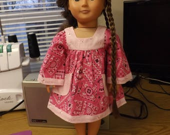dress for 18 in doll, dresses, doll clothes