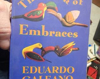 the Book of Embraces by eduardo galeano -