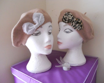 A Very Beret Bow