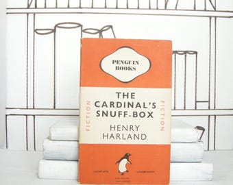 The Cardinal's Snuff-Box by Henry Harland (Vintage, Penguin)