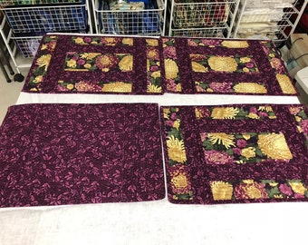 Placemats.  Set of 8