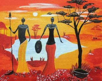 Tribal People
