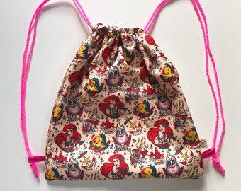 Kids DrawString backpack