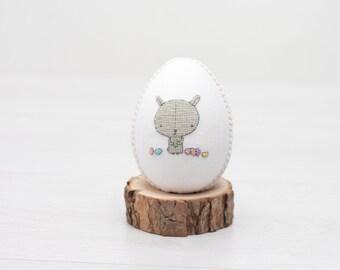 Easter Egg decor, Jumbo easter egg, easter decoration, home decor personalized easter