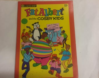 fat Albert and the Cosby kids bill Cosby golden star book 1977