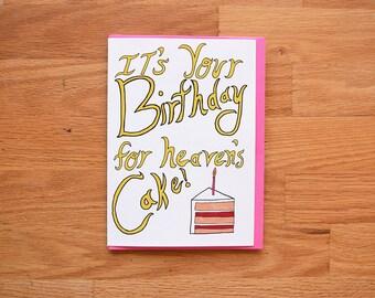 Funny birthday card best friend birthday card funny birthday