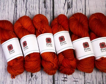 Hot Tamale - Galway Worsted
