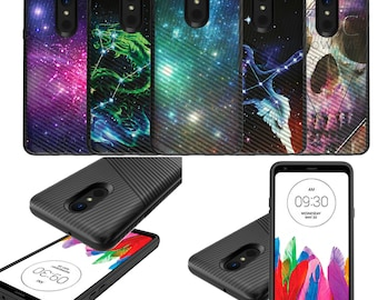 LG Stylo 4 Slim Case [Galaxy Series]
