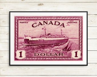 prince edward island, PEI canada, PEI canada posters, old stamps, canada postage stamps, charlottetown PEI, canada posters, retirement gifts