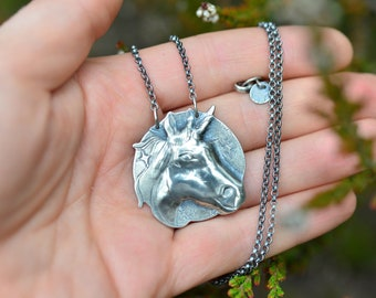 MADE to ORDER Unicorn Necklace