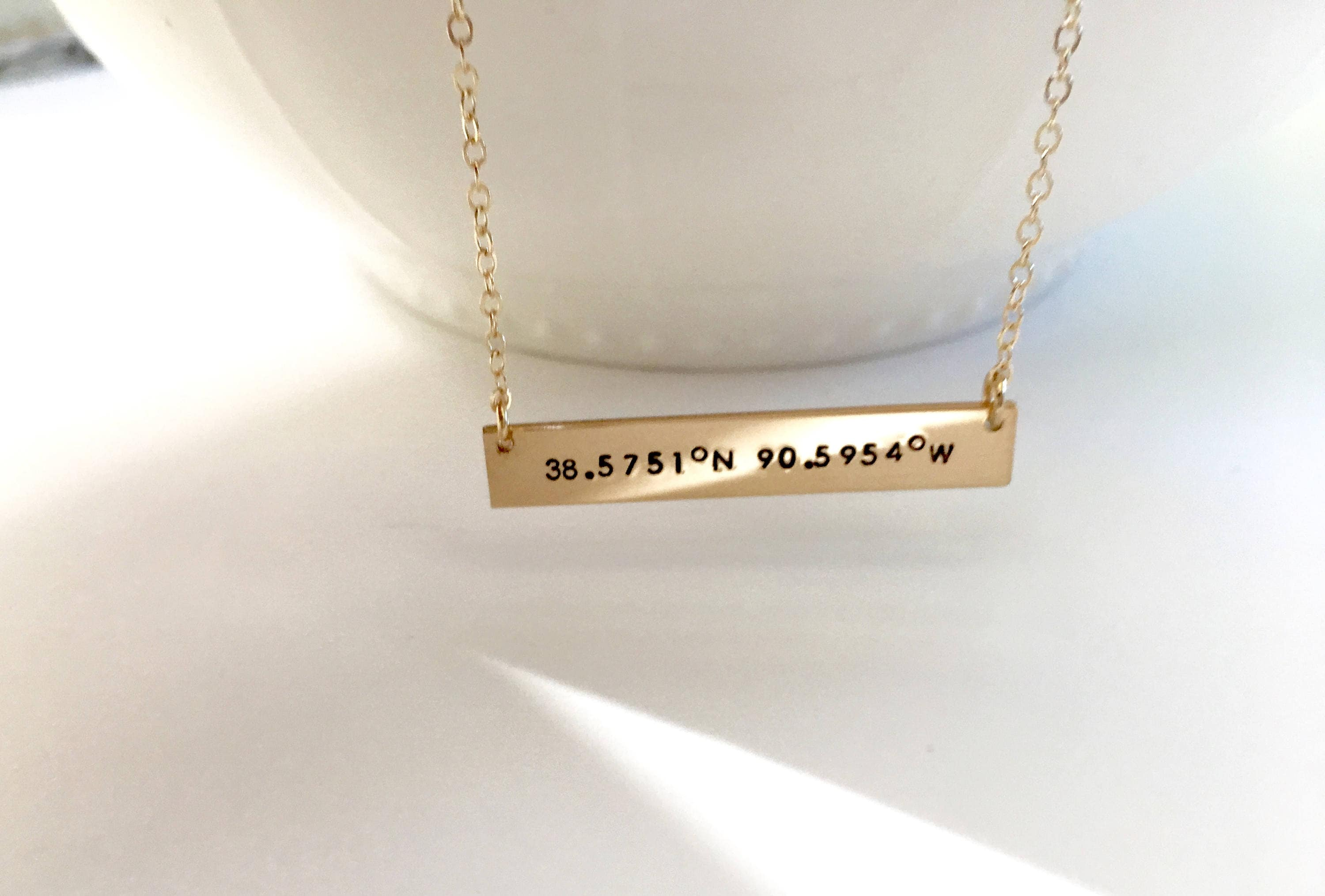 products bear engraving image stoney momma necklace creek custom coordinates coordinate charms