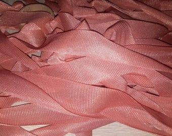 old rose fabric very lightweight