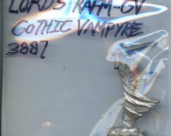 RAFM Vampire Lords RAFM-GV Gothic Vampire 3887 Pewter Miniature