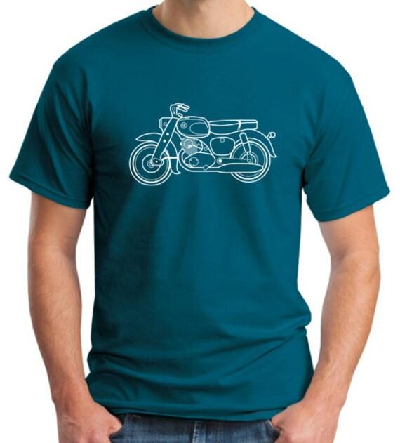 mens honda dream  shirt vintage motorcycle ca ca