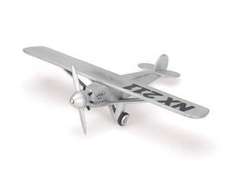Spirit of St. Louis wood model airplane kit