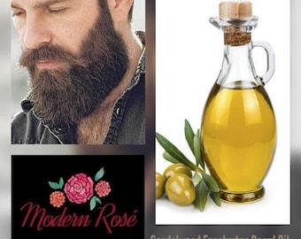 Sandalwood and Eucalyptus Beard Oil