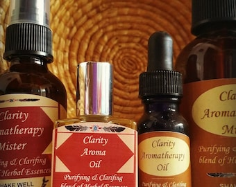 Clarity Aromatherapy Collection
