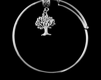 Tree of Life Charm Bracelet Tree of Life Bracelet  Norse Bracelet Yggdrasil Bracelet