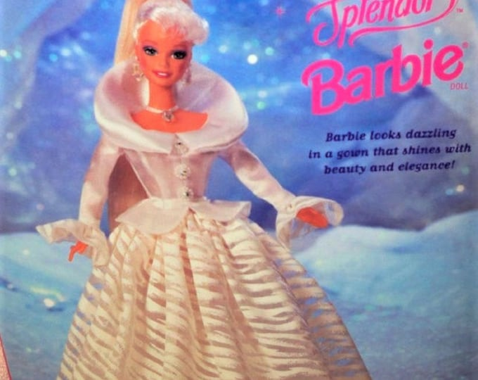 Barbie Crystal Splendor , 1995 , in the Original Unopened Box,  With Reduced Shipping