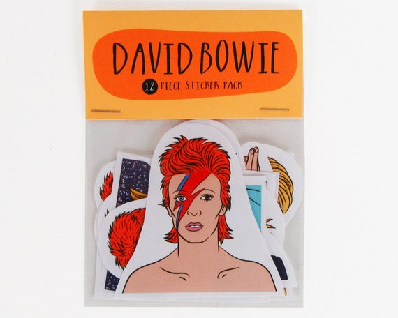 David B Owl Ie Sticker