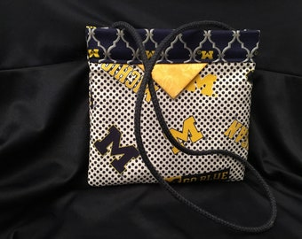 University of Michigan Purse