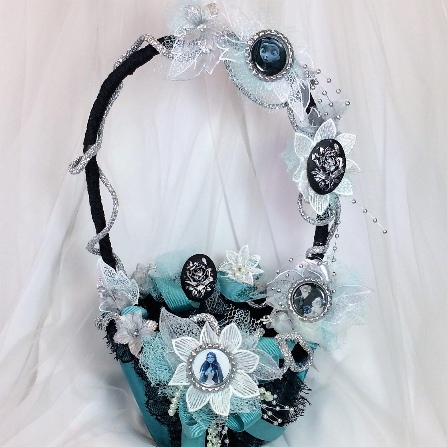Luxury Corpse Bride Wedding Cake Images - The Wedding Ideas ...