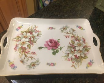 Bavaria Made in Germany platter tray