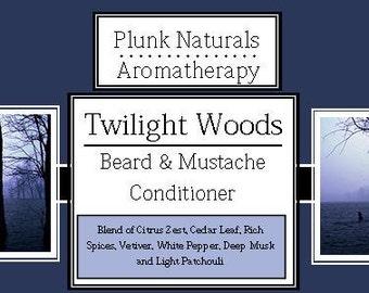 TWILIGHT WOODS Beard & Mustache Conditioner